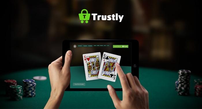 Casino utan licens med Trustly